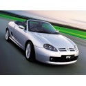 MG TF CABRIO (DAL 2002 AL 2004)