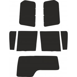 LAND ROVER DISCOVERY 3 (DAL 2004 AL 2009) KIT POSTERIORE